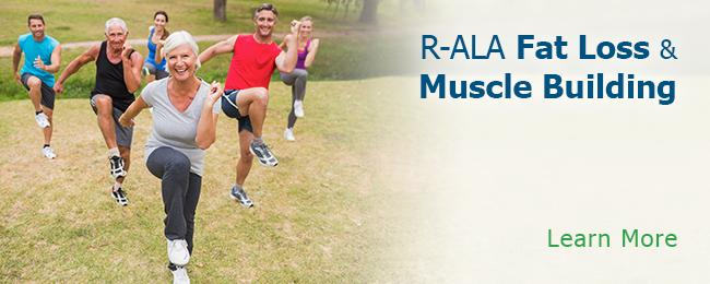 R-ALA Fat Loss & Muscle Building