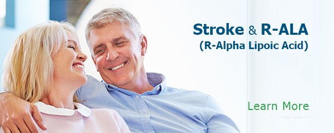 Stroke and R-ALA